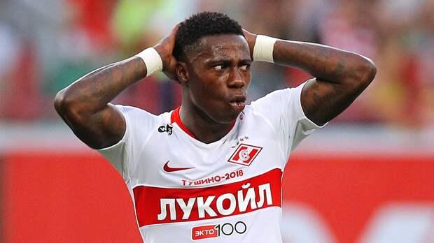 Д. Комбаров: «Промес способен усилить «Спартак». Он был счастлив в команде и с удовольствием вернулся бы»