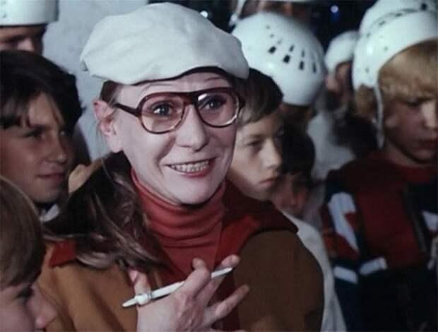 Елизавета Никищихина в фильме *Приключения Электроника*, 1979