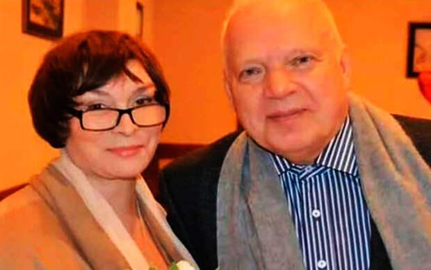 Александр Сергеевич и вторая супруга Наталья Кашина