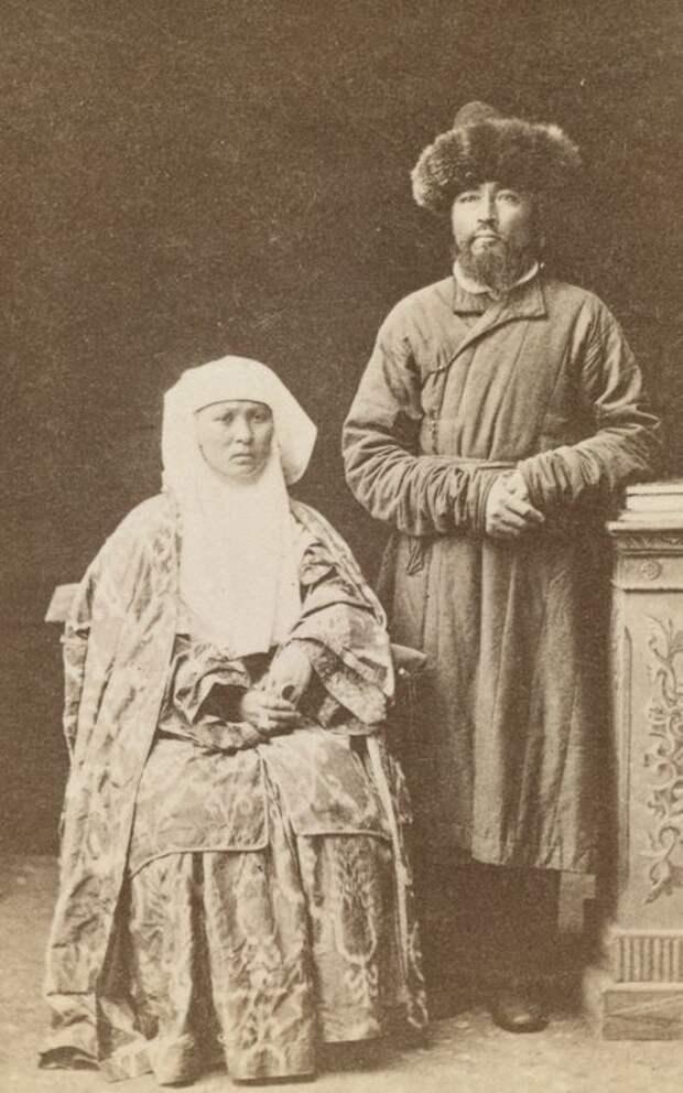 Многонациональное богатство Российской империи 1870−1880-х годов