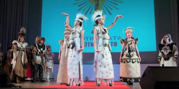 В столице наградили лауреатов конкурса на лучший национальный костюм