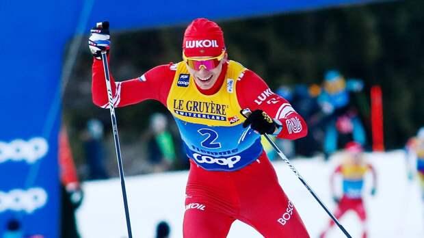 В FIS не исключили дисквалификации российского лыжника Большунова за инцидент с финном Мяки