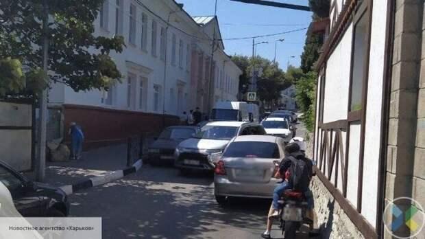 Крым встал в километровых пробках из-за большого количества туристов
