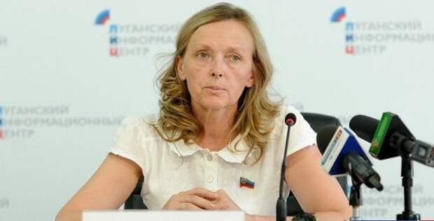Кобцева: ЛНР иДНР готовы кобмену пленными, ноэто нескем обсуждать