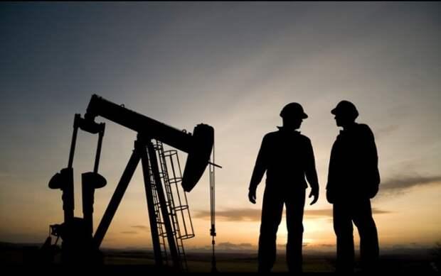 Снижение добычи нефти