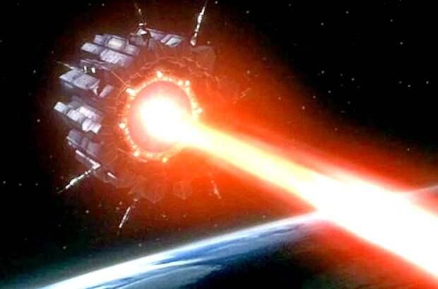 В Японии началось создание орбитального лазера для войны в космосе