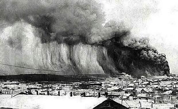 Засекреченная трагедия: Как за несколько минут исчез с лица земли советский приморский город