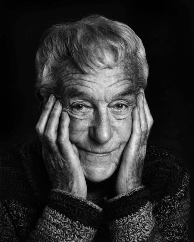Jacques Henri Lartigue by Yousuf Karsh