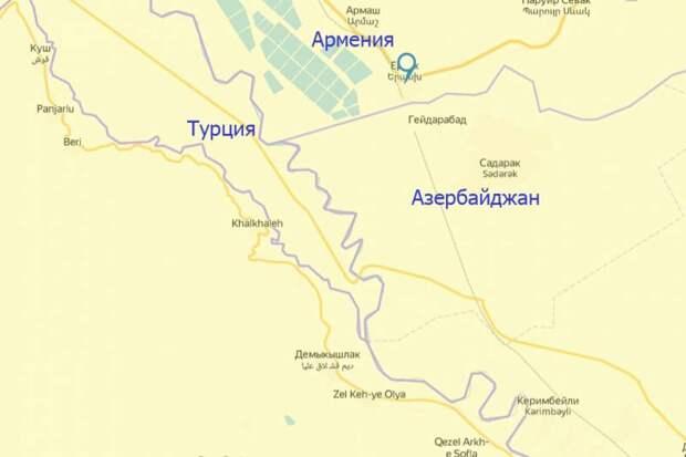Российский вертолёт Ми-24 мог быть сбит и с территории Турции