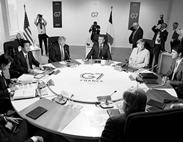 Большая семерка - не та приманка, ради которой Россия готова предать свои отношения с Китаем
