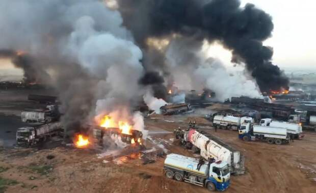 Россия лишает танки боевиков хода перед наступлением сирийской армии