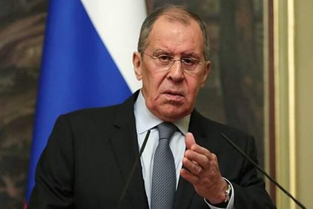 Лавров обсудил ситуацию в Белоруссии с представителем США