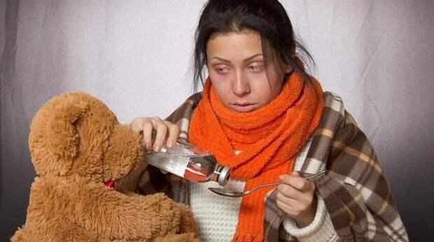 Вспышек гриппа в Крыму не зафиксировано – Минздрав