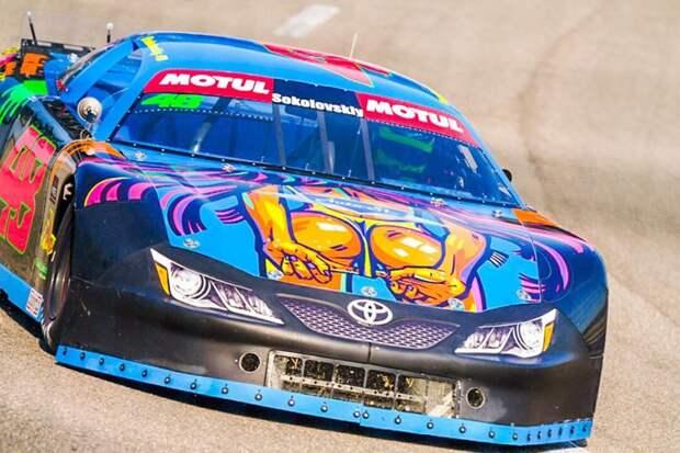 V8 Oval Series: удивительные гонки, в которых все не так, как мы привыкли
