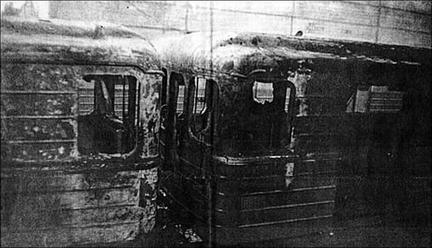 Самая страшная катастрофа в истории метрополитена