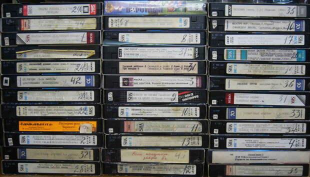 Что бы посмотреть фильм - нужно купить кассету с одноголосным переводом 90-е, детство, ностальгия