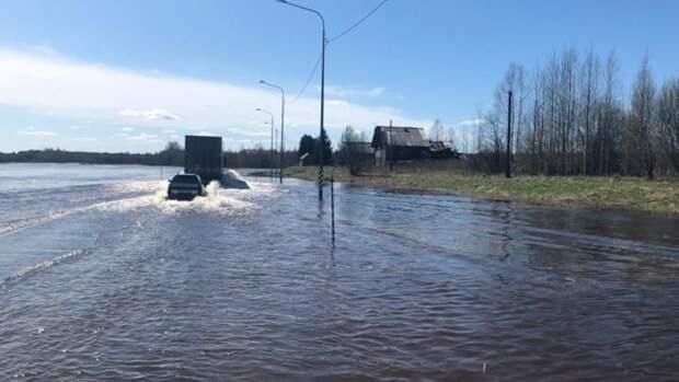 Забайкальские полицейские спасли застрявшего в машине во время паводка мужчину