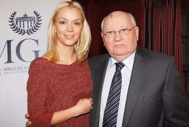 Горбачев и Ксения