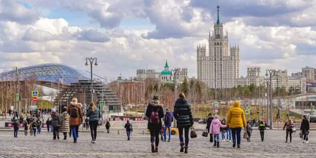 Наталья Сергунина: на международной выставке MITT представят туристический потенциал Москвы.Фото: Е. Самарин mos.ru