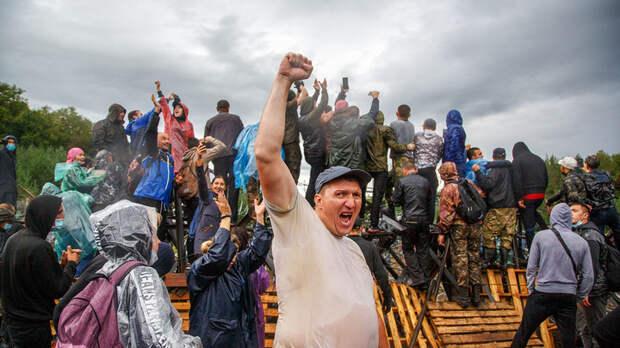 Царь горы: Пока Путин не грянет, мужики…