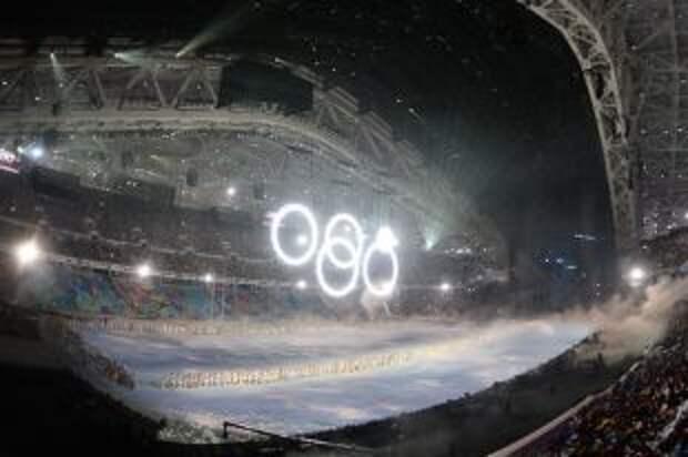Российские чиновники отстранены от посещения Олимпийских игр на два года