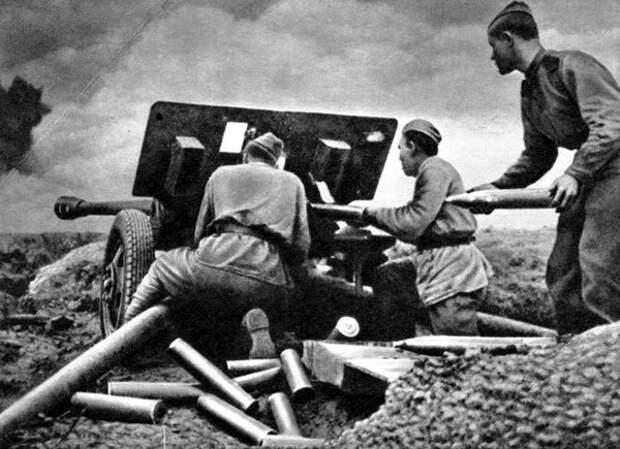 Орудия победы: как стреляли лучшие пушки Красной армии
