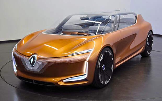 Новый Renault Symbioz — автомобиль-дом из будущего