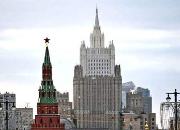 Россия объявила о высылке посла США