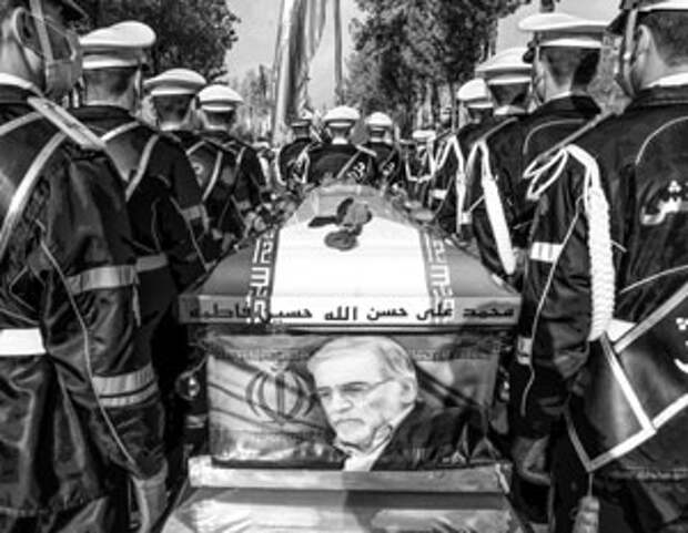 Фото:  Iranian Defence Ministry Office/ZUMA Wire/Global Look Press
