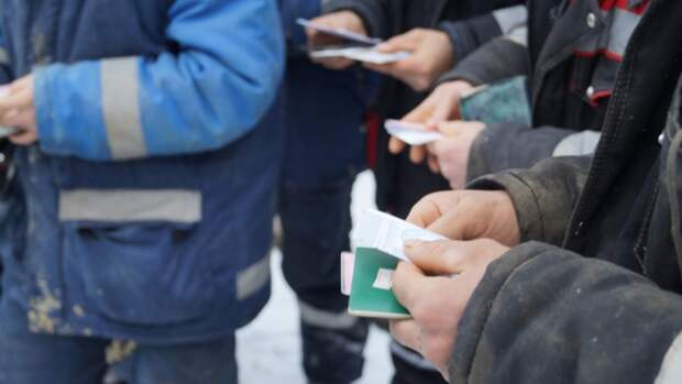 Россия жестко взялась за нелегальных мигрантов из Украины