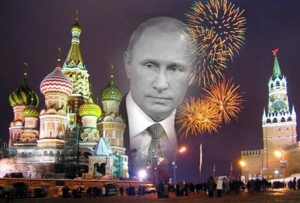 """Объясняю """"на пальцах"""" как президент изменил жизнь России в лучшую сторону..."""