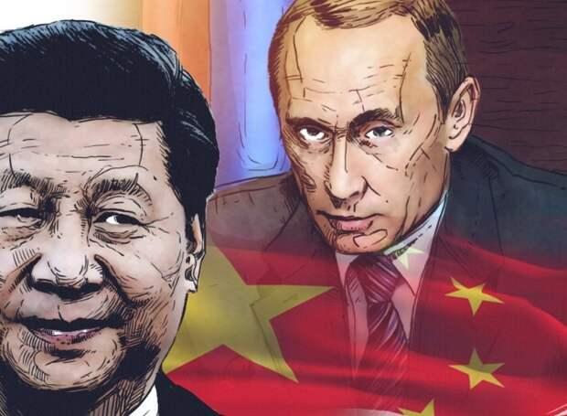 Китай и Россия кинули подлянку Канаде