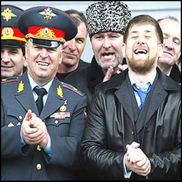 Русские города в осаде этнических банд