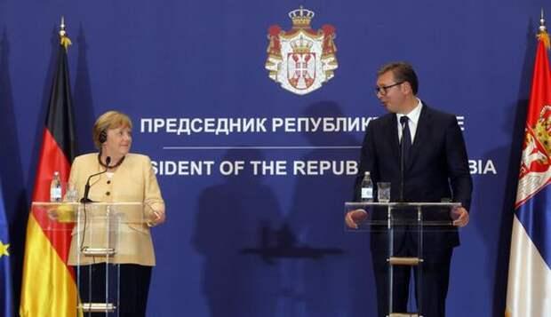 Не Украина и не Грузия: Меркель назвала ожидаемые в ЕС страны