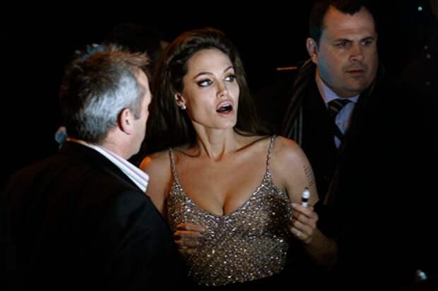 Анджелина Джоли призвала увеличить количество злых женщин