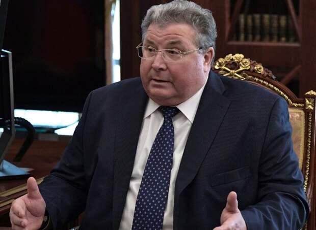 Глава Мордовии попросил президента отправить его в отставку