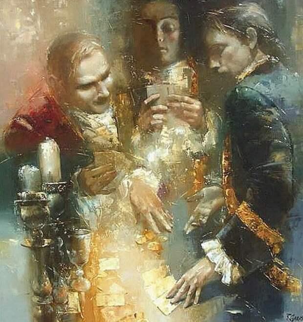 художник Роман Гарасюта (Roman Garassuta) картины – 22