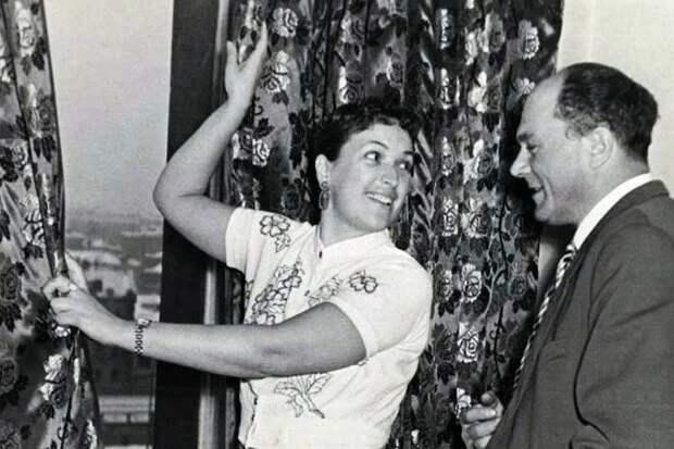 Ему 40, ей 25: история любви Сергея Лукьянова и Клары Лучко, разрушившей семьи