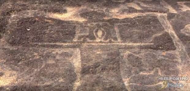 Аннунаки оставили след на Земле