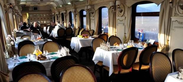 Самые красивые поезда в мире