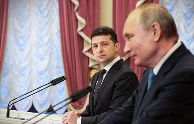 Назван сценарий «подставы» Путина Зеленским при поездке в Москву