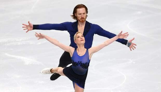 «У меня глаза расширились». Организаторы ЧМ по фигурному катанию перепутали музыку чемпионов России