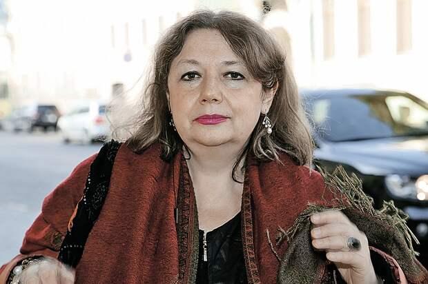 Писательница Мария Арбатова Фото: Борис КУДРЯВОВ