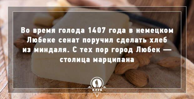10 фактов о происхождении еды