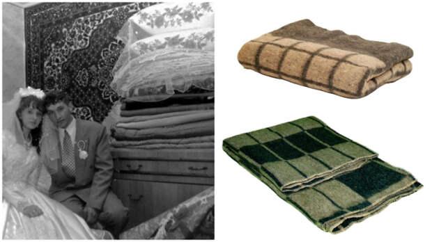 Лучший подарок молодой семье – одеяло. Откуда? От верблюда!