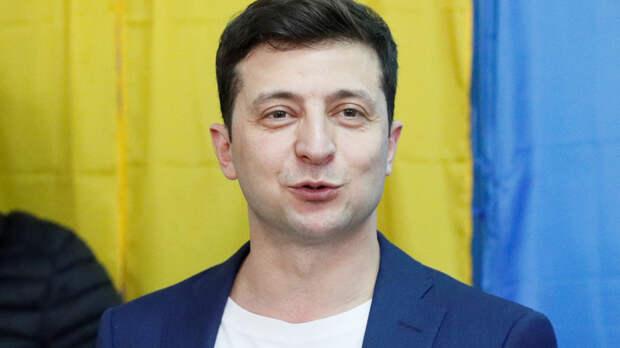 На Украине рассказали об истериках Зеленского из-за НАТО
