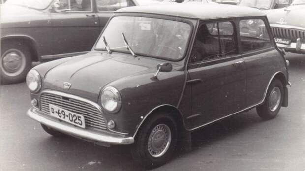 Mini Василёк, НАМИ, НАМИ-1101, авто, автоистория, автомир, автомобили, разработки