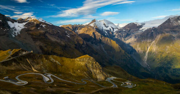 Самая красивая высокогорная дорога в мире
