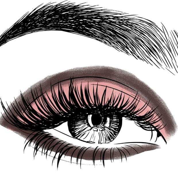 Техники макияжа глаз: 8 основных схем