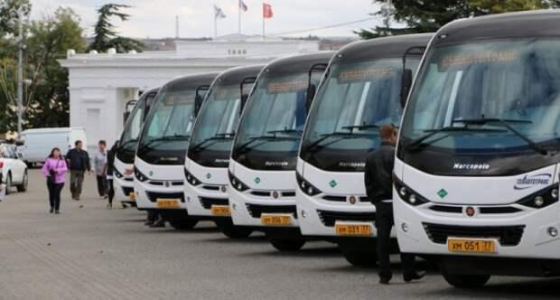 Севастополь получит 50 новых автобусов